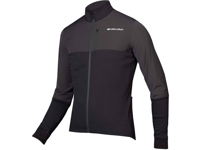 Endura MTR Adventure Maillot manga larga Hombre, anthracite